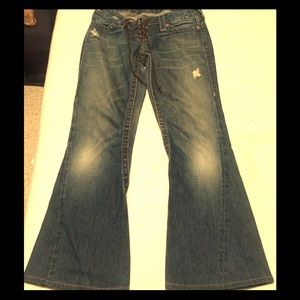 "True religion ""Cassidy"" jeans"